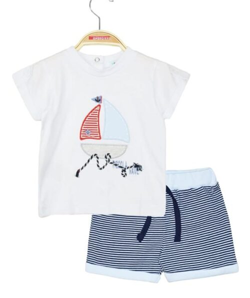 CONJUNTO LITTLE CAPTAIN